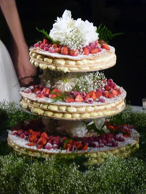 Il Minuetto Il Regista della vostra Cerimonia » Torte nuziali